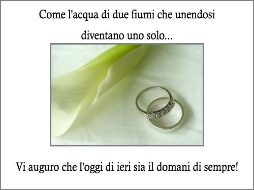 Auguri Matrimonio Via Mail : Auguri matrimonio cartoline