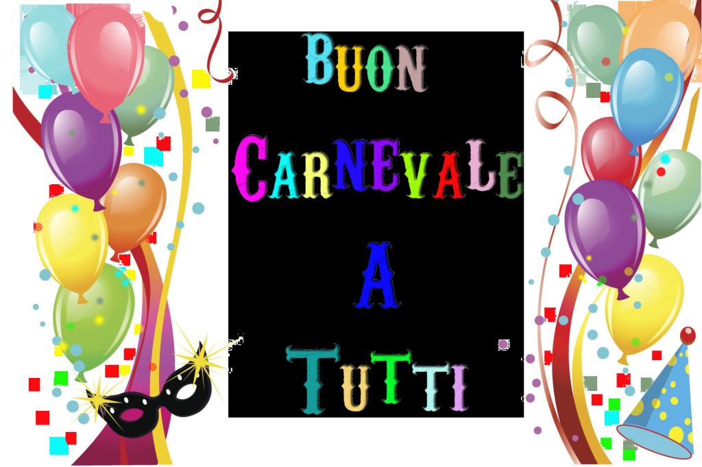 Popolare Auguri Carnevale Archives - Cartoline Auguri | Auguri Buon Natale  RV45